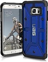 URBAN ARMOR GEAR Cell Phone Case for Samsung Galaxy S7 Edge, Cobalt