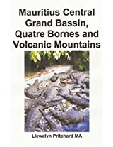 Mauritius Central Grand Bassin, Quatre Bornes and Volcanic Mountains: A Souvenir Collection of Colour Photographs With Captions: Volume 12 (Hinh Anh Album)