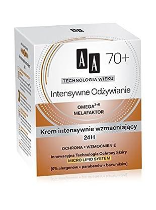 AA Cosmetics Nachtcreme Technology Wieku 70+ 50 ml, Preis/100 ml: 29.9 EUR