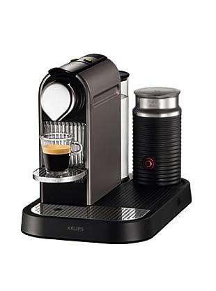 Krups Máquina de Café Nespresso Citiz Milk Gris