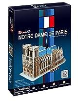 Cubicfun 3D Puzzle - NOTRE DAME DE PARIS, World's Great Architeture