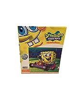 Puzzle Spongebob And Patrick Driving Race Car 100 Piece