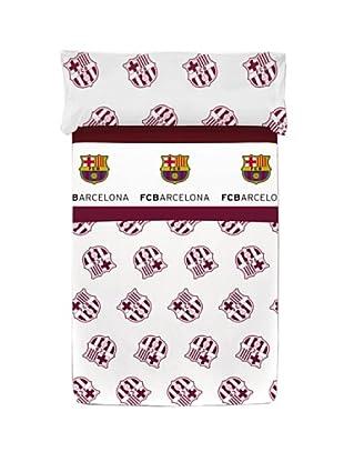 FC Barcelona Juego de Sábanas Escudo Invierno