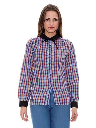 Pepa Loves Camisa Herminia (Azul / Rojo)