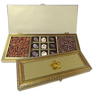 Wonderful Collection of Almond, Chocolates and Raisin - Chocholik Belgium Gifts