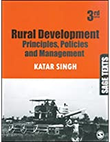 Rural Development: Principles, Policies and Management (SAGE Texts)