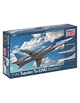 Minicraft Tu-22M3 Tupolev Backfire Model Building Kit
