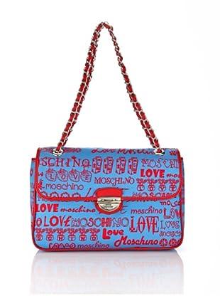 Love Moschino Borsa (Celeste)