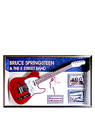 Signed Bruce Springsteen & the E-Street Band Guitar