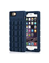 iPhone 6/6s Case, Incipio [Tough][Rugged] BOMBPROOF Case for iPhone 6/6s-Navy