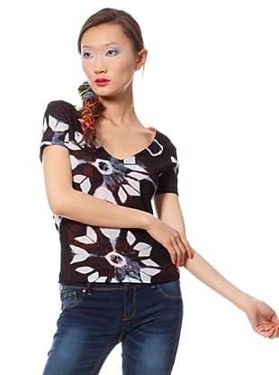 Custo Camiseta (Multicolor)