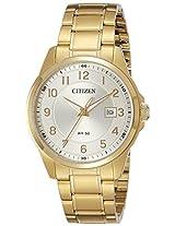 Citizen Analog Gold Dial Men's Watch - BI5042-52P