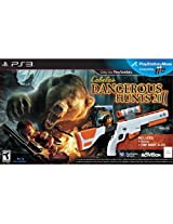 Cabela's Dangerous Hunts 2011 with Top Shot Elite (PS3)