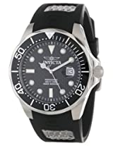 Invicta Analog Black Dial Men's Watch - 12558