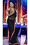Madhuri Dixit Black Stylish Designer Heavy Saree Tng-Ks-B57 By Try n get