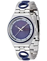 Swatch Porthole Unisex Watch YGS771G