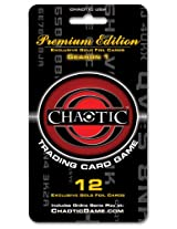 Chaotic Trading Card Game Premium Pack