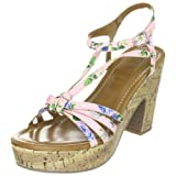 ESPRIT Marisa Flower D10482 Damen Sandalen/Fashion-Sandalen