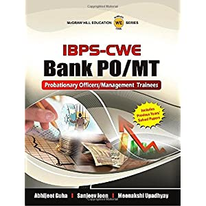 Study Package for IBPS-CWE BANK PO/MT