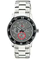 Titan Octane Analog Grey Dial Men's Watch - 1632SM02