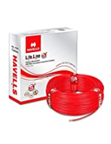 Havells 2.5Sqmm Wire 90m coil - Red