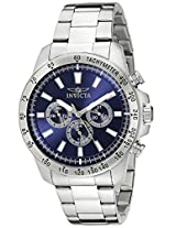 Invicta Men's 20338 Speedway Stainless Steel Watch with Link Bracelet
