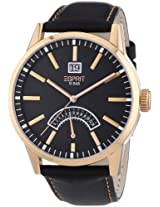 Esprit Analog Black Dial Men's Watch - ES103651004