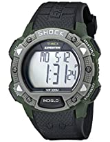 Expedition Shock Chrono Green Resin Men's Watch