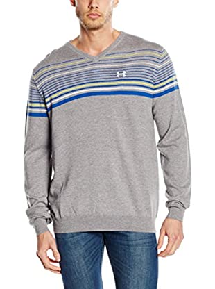 Under Armour Pullover V Chest Stripe