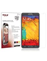 Berlin Gear Samsung Galaxy Note 3 High Definition Crystal Clear Screen Protectors - 3 -Pack