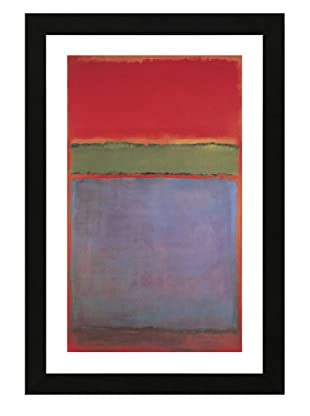 Rothko - No. 6 Violet Green and Red, 1951