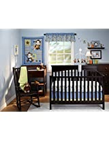 Little Bedding Born To Rock 10 Piece Crib Bedding Set (Discontinued by Manufacturer)