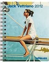 2012 Vettriano Deluxe Diary