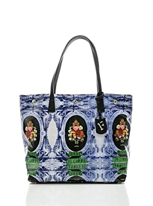 Furla Shopper D-Light Giorno (Blau)