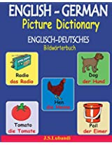 English-german Picture Dictionary