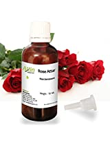 Allin Exporters Rose Attar - 100% Pure , Natural & Undiluted - 50 ML