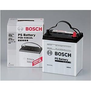 【クリックで詳細表示】BOSCH [ ボッシュ ] 国産車バッテリー [ PS Battery ] PSB-55B24L: カー&バイク用品