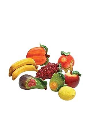 Set of 8 Decorative Fruits