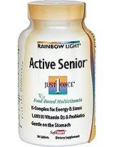 Rainbow Light Active Senior Multivitamin - 90 Tablets