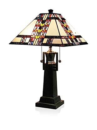 Dale Tiffany Navajo Mission Table Lamp