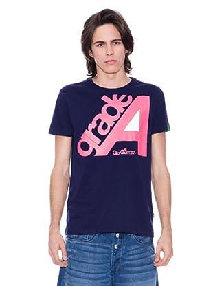 Gio Goi Camiseta Tully (azul marino)