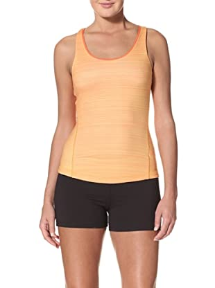 New Balance Women's Racerback Tee (Radiant Yellow)
