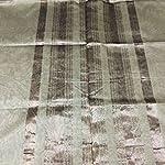 Gold Banarasi Plain / Solid Cotton Silk Saree With blouse piece