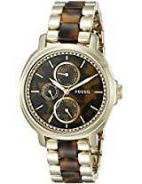 Fossil End-of-season Chelsey Analog Brown Dial Women's Watch - ES3923