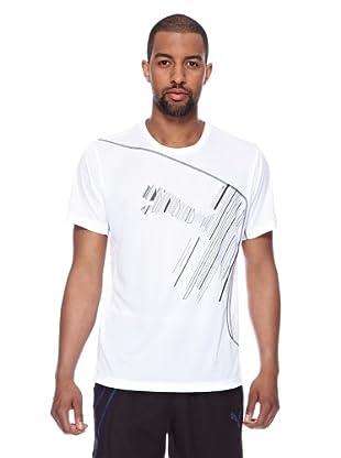 Puma T-Shirt Training Graphic 2 (White)