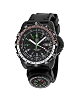 Luminox Recon Nav Spc Black Dial Black Rubber Men'S Watch 8831Km - Lmsu8831.Km