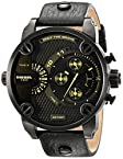 Diesel Chronograph Black Dial Men's Watch - DZ7257