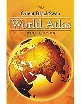 ORIENT BLACKSWAN WORLD ATLAS, THE (MINI EDITION)