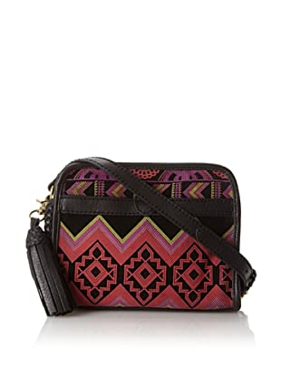 Isabella Fiore Women's Homespun Cross-Body, Multi