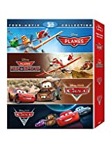 Cars/Cars 2/Planes/Planes Fire & Rescue